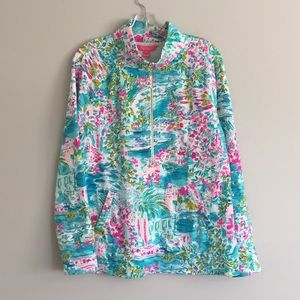 Lilly Pulitzer Popover Postcards from Positano L